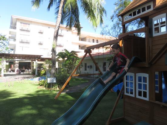 Court Meridian Hotel: playground