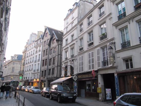 Paris, France: площадь