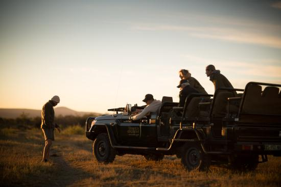 Jamala Madikwe: Jamala Game Drives