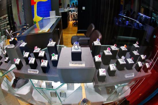 Jewelry Trade Center照片