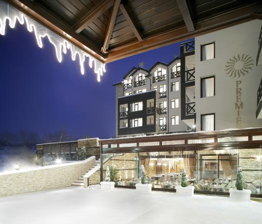 Premier Luxury Mountain Resort, Bansko: Exterior view
