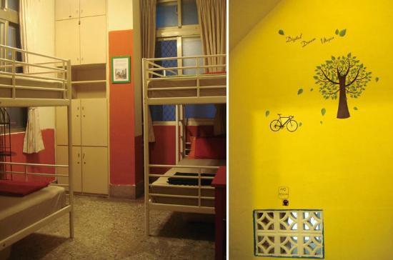easy journey hostel hotel tainan