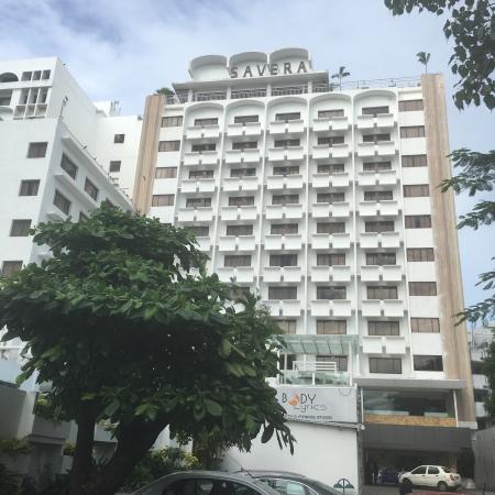 Dining Area Picture Of Savera Hotel Chennai Madras Tripadvisor