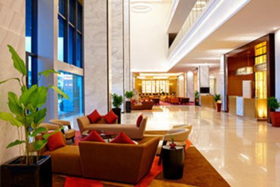 Century Kuching Hotel: The Lobby