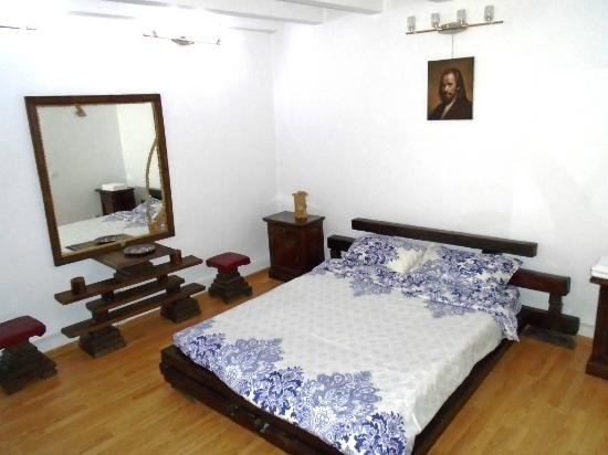 Casa Romana: Double room at ground floor