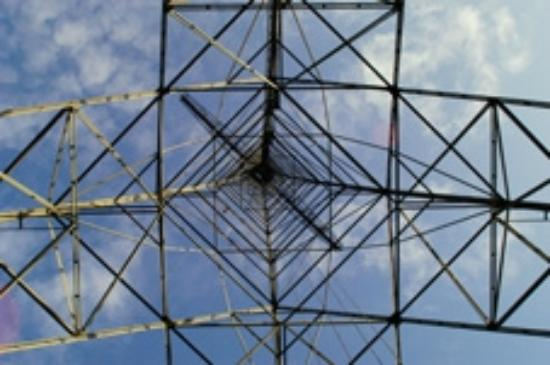 World Heritage Grimeton Radio Station: Antenna tower