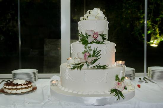 gateau mariage - Bild von Villa Vittoria, Neapel - TripAdvisor