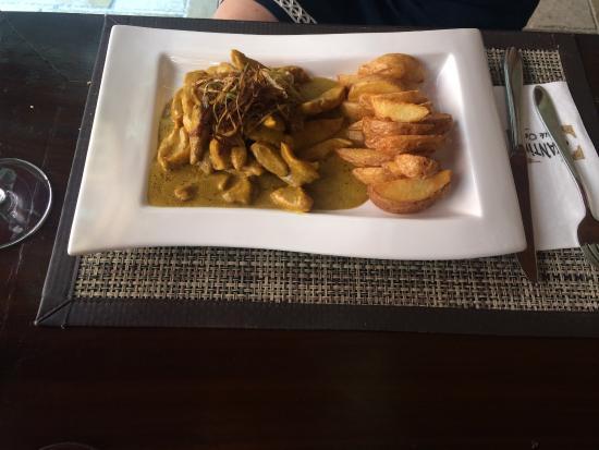 Otantik Restaurant & Winehouse : very delicious plate!