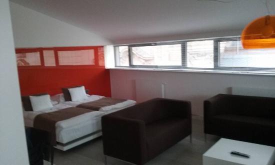 Hotel Arigone: Suite