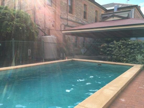 Imperial Fine Accommodation: Outdoor pool