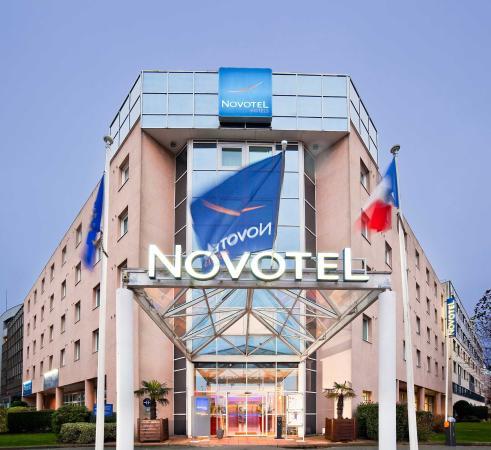 novotel nantes centre bord de loire france hotel reviews tripadvisor. Black Bedroom Furniture Sets. Home Design Ideas