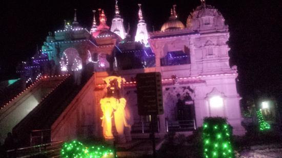 Vadodara, Inde : Baps Swaminarayan Mandir