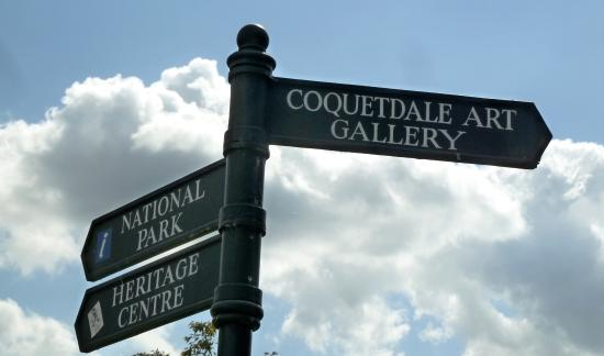 Coquetdale Art Gallery