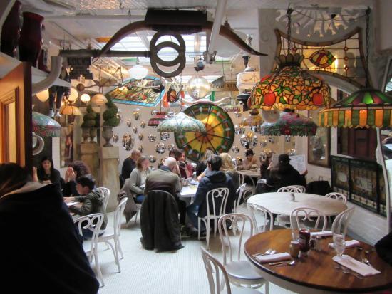 Serendipity Cafe New York