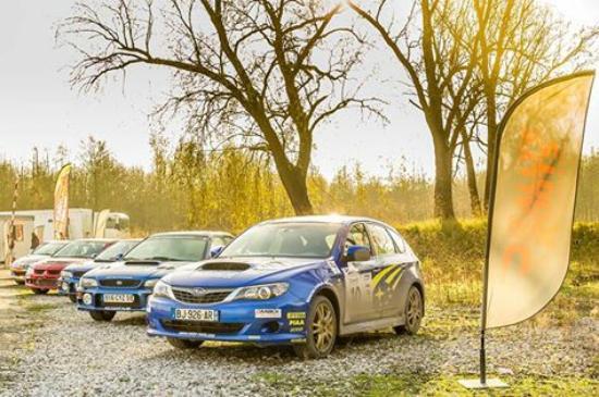 Noeux-les-Mines, فرنسا: Rallye à Courcelles Les Lens