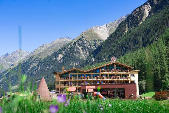 Hotel Sunny: Ansicht