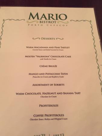 Mario's Bistro: photo2.jpg