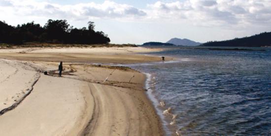 Noia, Espanha: Praia do Testal