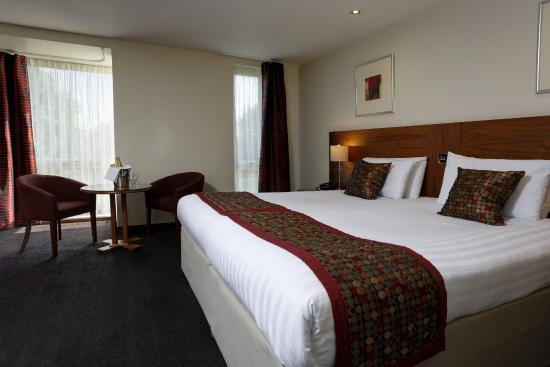 Best Western Kings Manor Hotel: Double Room