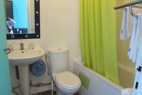 Hotel Au Spatial: Ванная