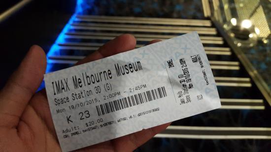 IMAX Melbourne Museum: imax melbourne