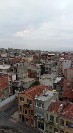 Marmaray Hotel: View from room