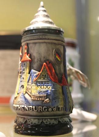 Rothenburg Beer Stein