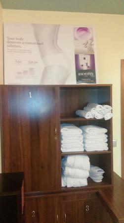 Hotel Dubna Skala : spa