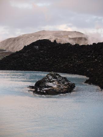 Grindavík, Islandia: Голубая лагуна