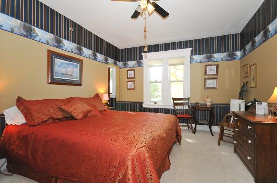 Sleepy Hollow Bed & Breakfast: The Atlantis Room