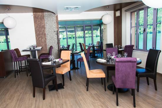 Restaurant Belle Rive: Grande Salle