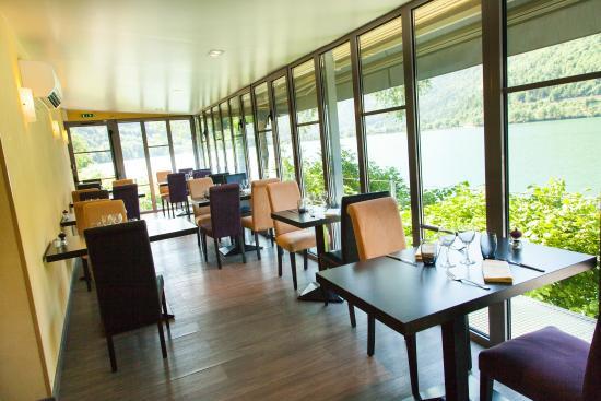 Restaurant Belle Rive: Véranda 2