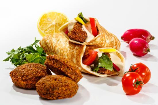 Saj & Falafel