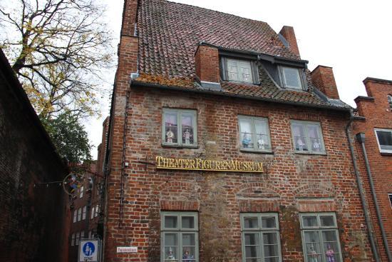 Theaterfigurenmuseum: Музей кукол