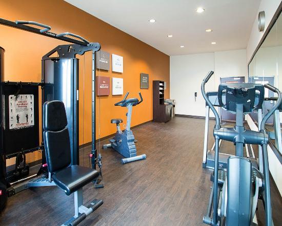 Comfort Suites Waxahachie: Fitness Room
