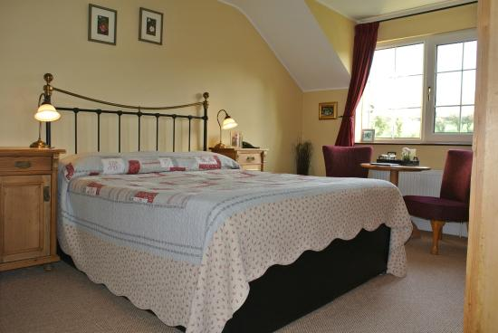 Drumcreehy Country House: Burnet Rose room