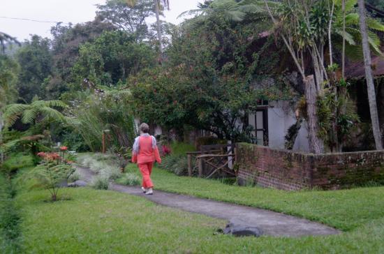 Western Highlands, Gwatemala: la casa