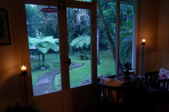 Altiplano occidental, Guatemala: le jardin