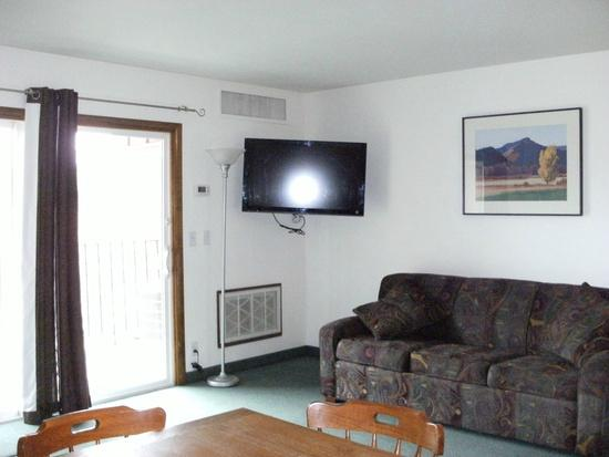 Bend Riverside Inn & Suites: Studio