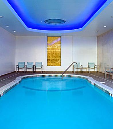 Ridley Park, Πενσυλβάνια: Indoor Pool