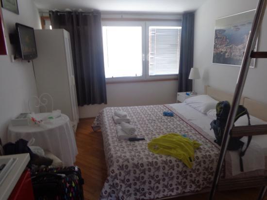 Vila Gold: Habitación amplia