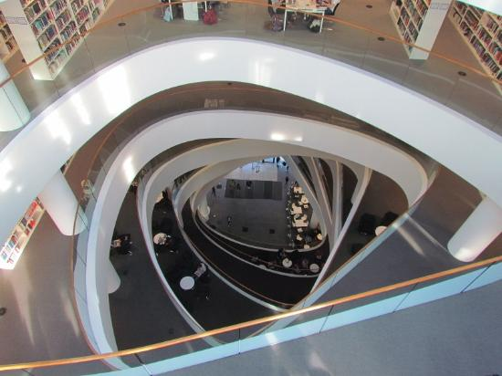 ‪University of Aberdeen Library‬