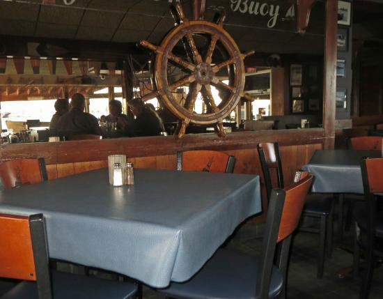 Junction Buoy : Table Seating