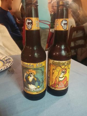 Bistro by Linda: Birre messicane