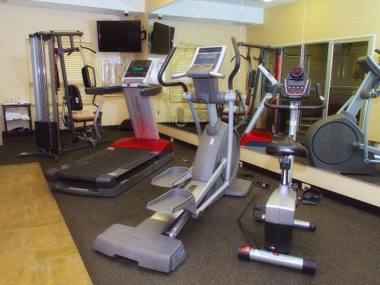 The Kanata by BCMInns : Kanata Fort Saskatchewan Gym
