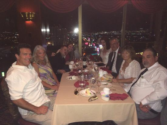Our Table And The View Picture Of Binion S Cafe Las Vegas Tripadvisor