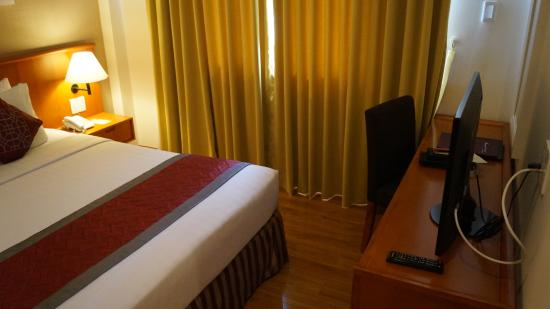 Saigon Hotel: Zimmer