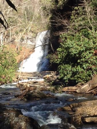 Pembroke, VA: One of the many falls