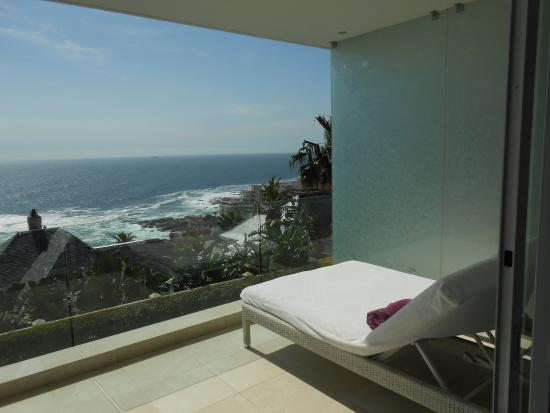 The Clarendon Bantry Bay: Terrasse superior suite