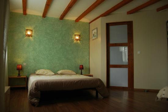 Leran, Fransa: Chambre la Pyrène